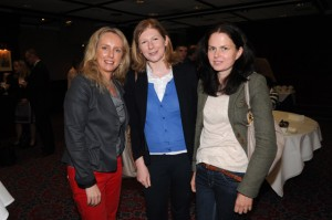 Consultant Microbiologists, Dr Niamh O'Flaherty, St. Vincent's University Hospital, Dublin, Dr Joanne O'Gorman, NVRL, Dublin and Dr Sinead MacNicholas, National Rehabilitation Hospital Dun Laoghaire
