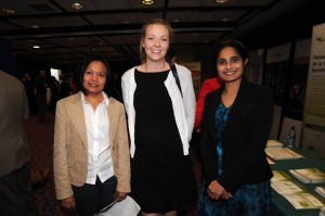 Dr Alida Fe Talento, St. James's Hospital Dublin, Dr Sadhbh O'Rourke Microbiology SpR and Dr Binu Dinesh, Consultant Microbiologist, Mater Misericordiae University Hospital, Dublin